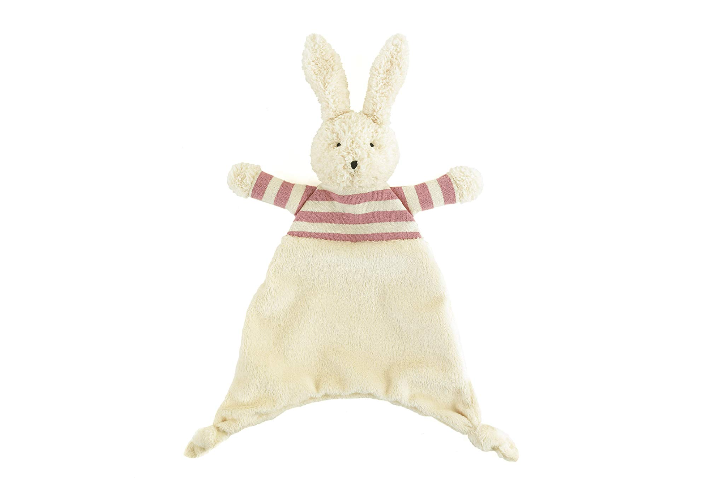 Jellycat Bredita Bunny Soother - Best Baby Toys for 0-6 Months Old