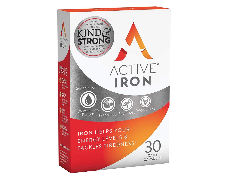 Active Iron - Best Iron Supplements During Pregnancy