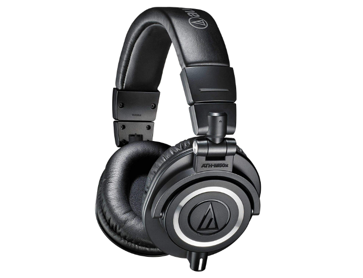 Audio Technica ATH M50x - Best Headphones 2019 Wired and Wireless