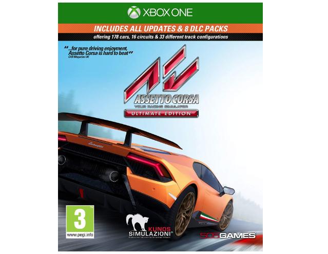 Assetto Corsa - Best Racing Games