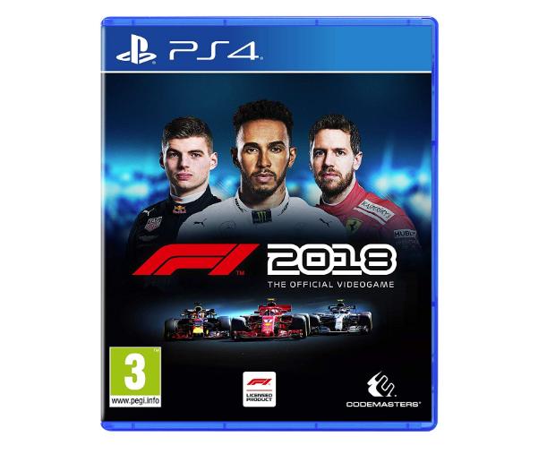 F1 2018 - Best Racing Games
