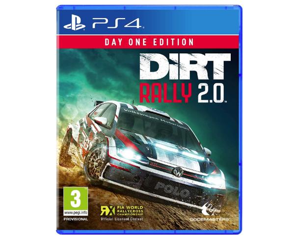 Dirt Rally 2.0 - Best Racing Games