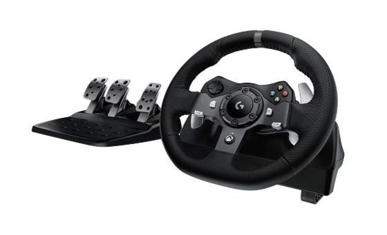 Logitech G920 - Best Racing Wheels