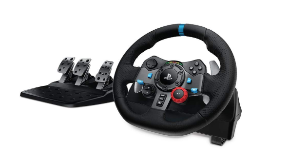 Logitech G29 - Best Racing Wheels