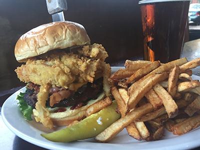 delicious burgers -