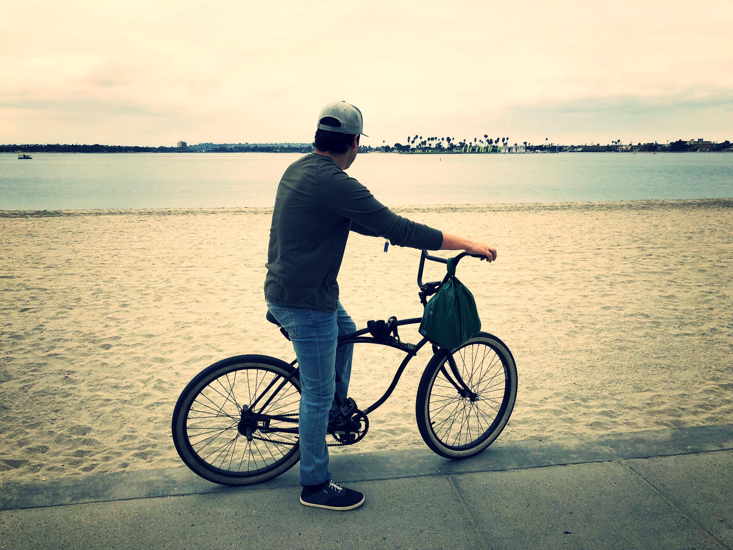 San Diego bayside