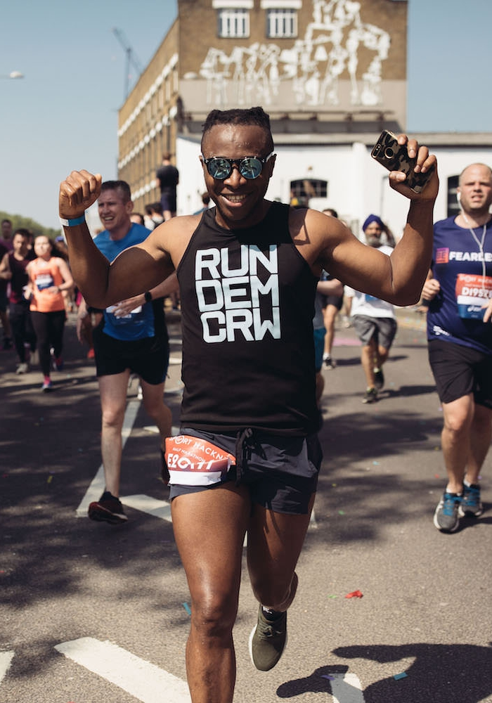 Virgin Sport Hackney Half Marathon 2018