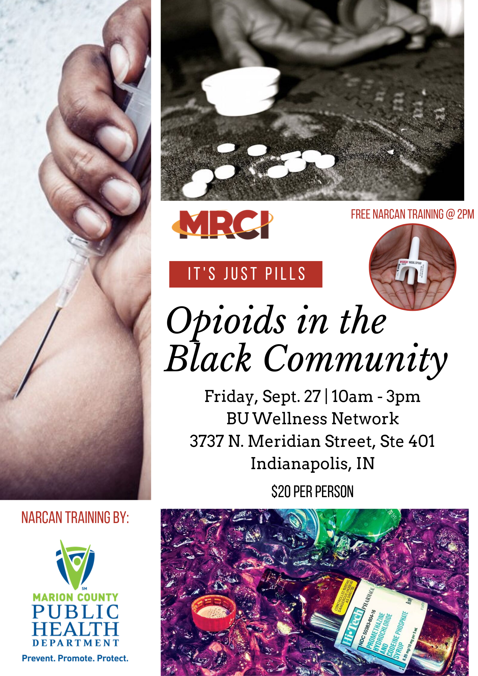It's Just Pills Flyer - Sept.png