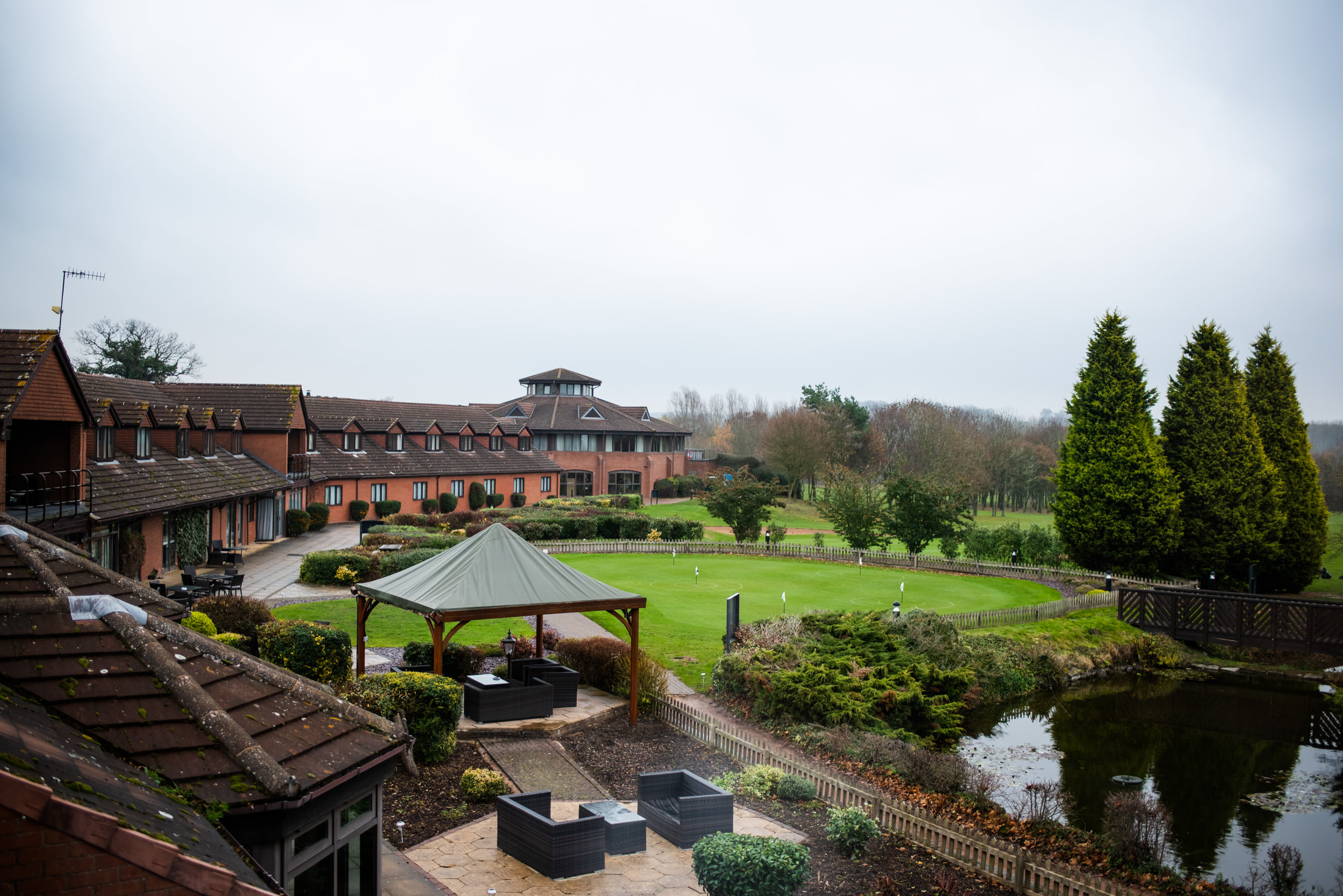 The Abbey Hotel Golf and Spa Redditch