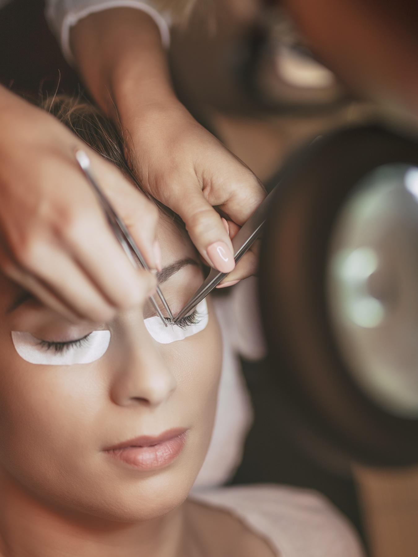 Eyelash Extensions -