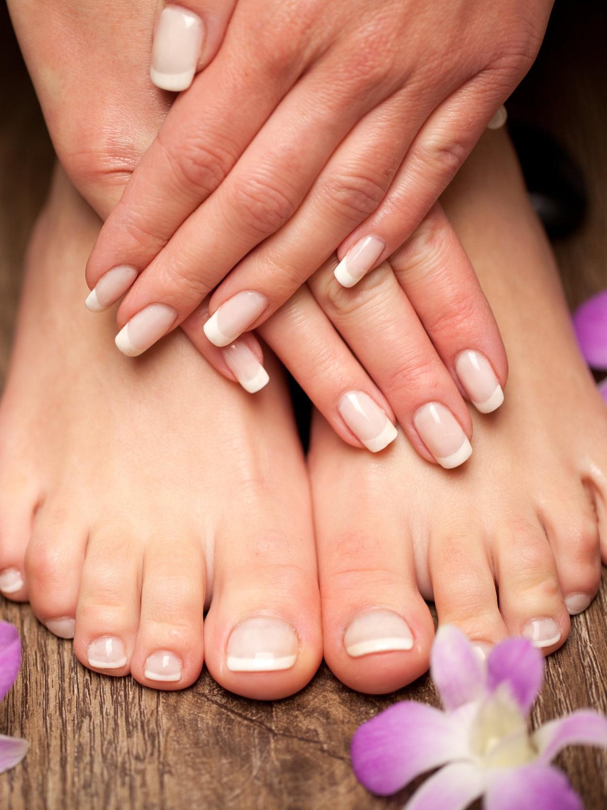 Manicure & Pedicure -