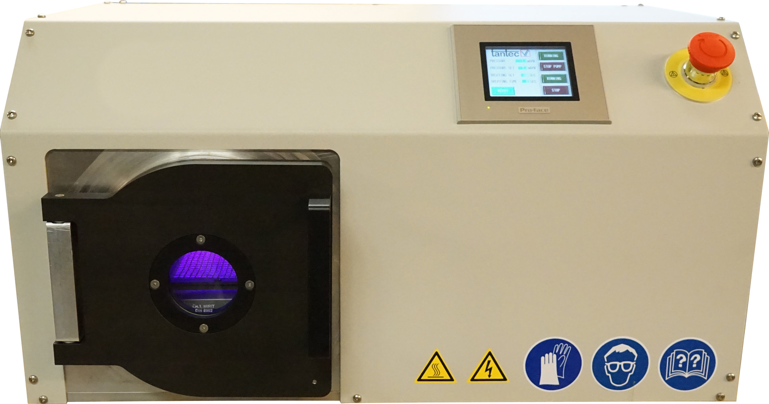 Vaculab - A lab/ low production system, the VacuLAB is easy to move, quick to set up and provides most of the functionality of the larger machines at entry level costs.