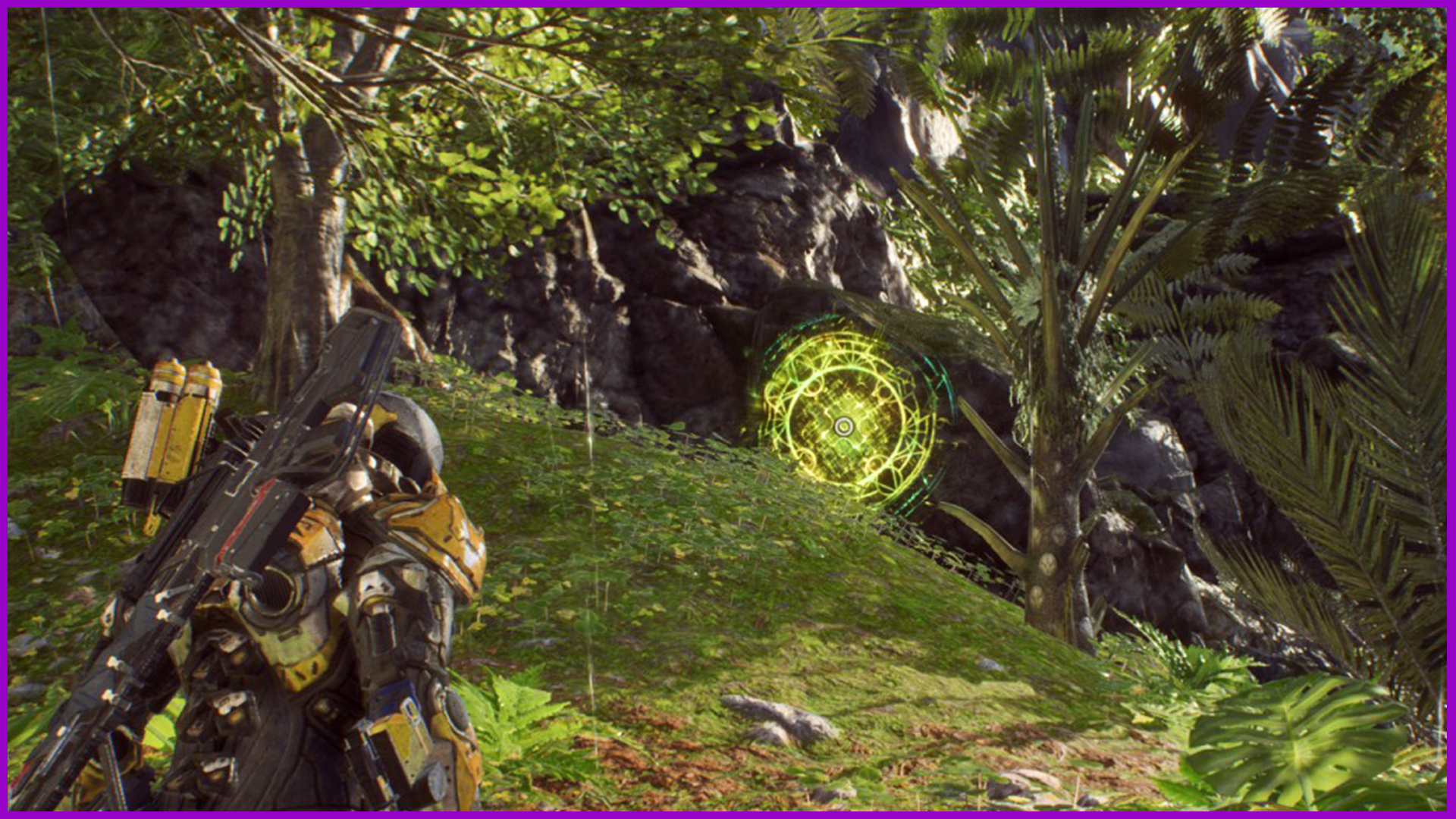 Anthem All Rune Locations -