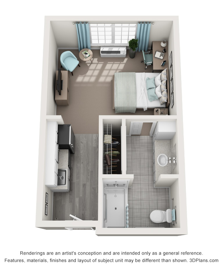 The Springs_Floorplans_Studio_ 329