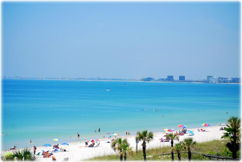 relax at pass-a-grille beach