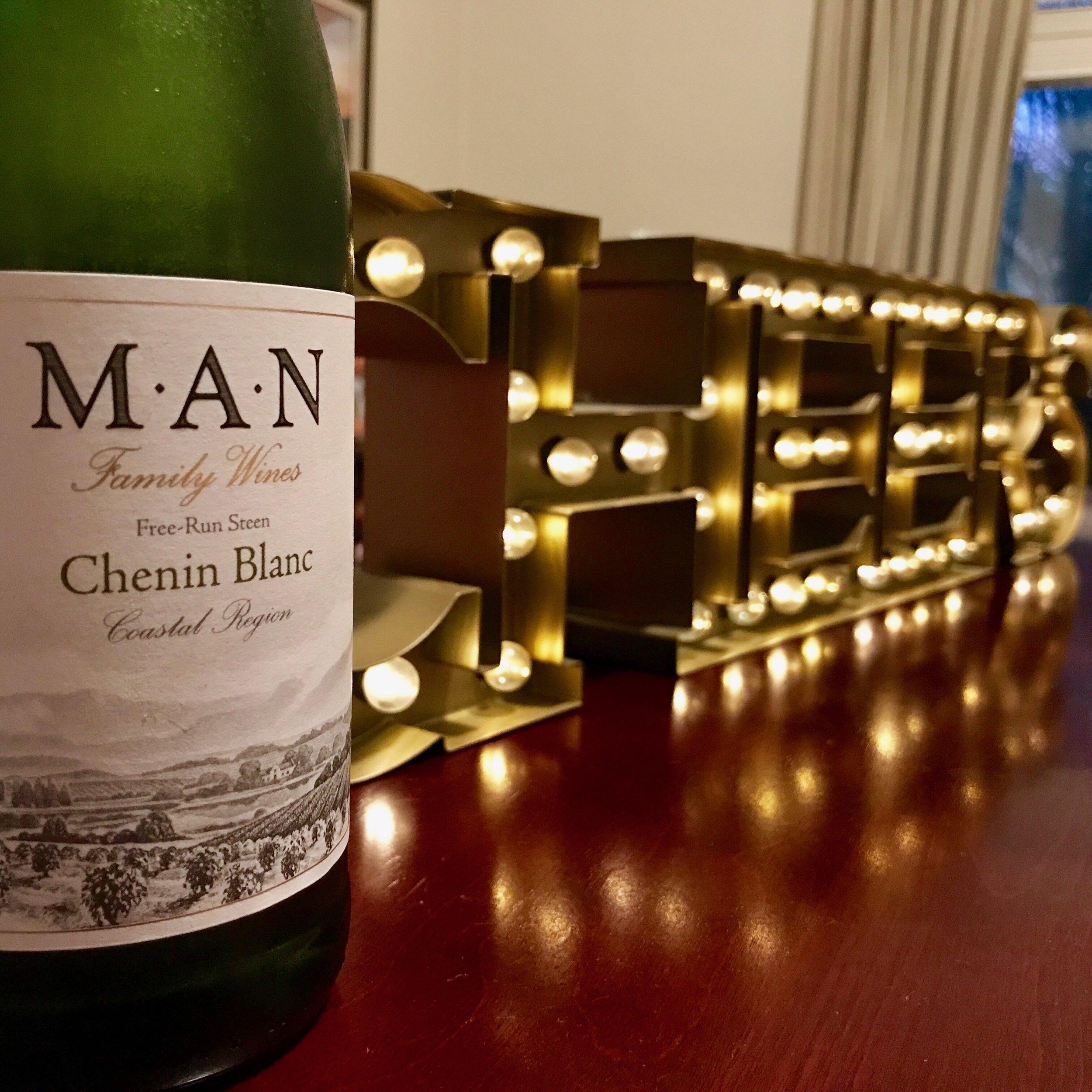 MAN Chenin Blanc Cheers