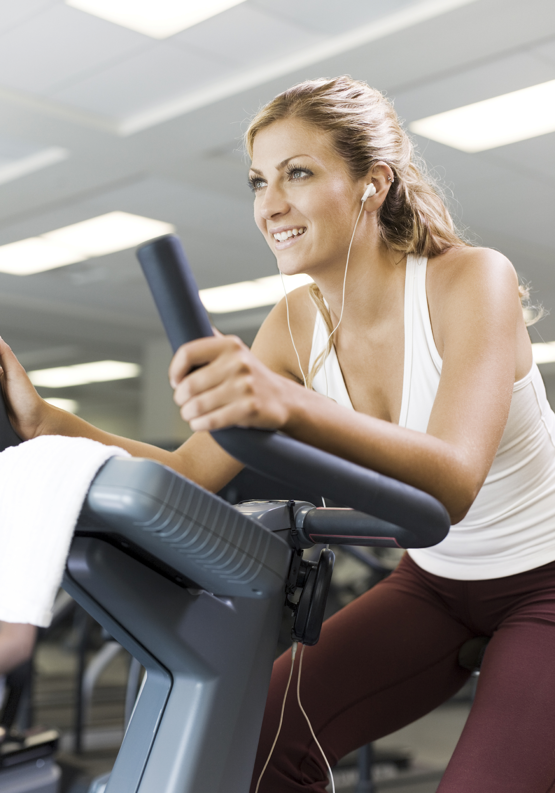 INDOOR CYCLING -