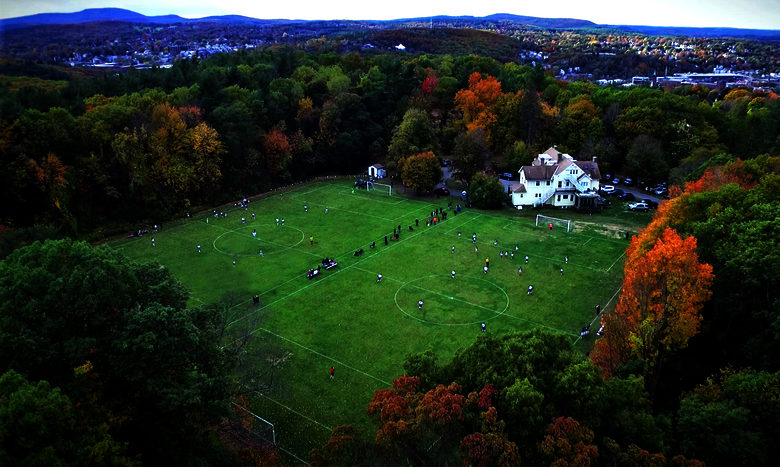 Athletic Fields (aerial view)