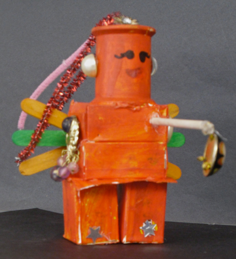 Candybox Robots - Elementary School