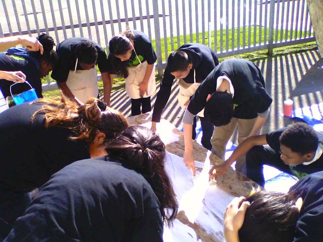 Mural - Middle School