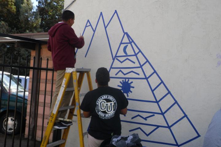 Grafitti Tape -
