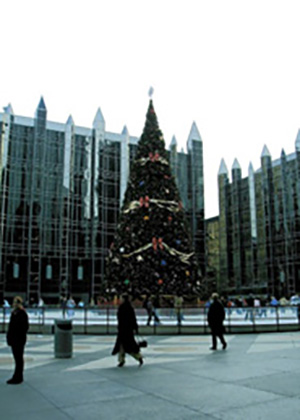 PPG Place, Pittsburgh, PA via Wikipedia