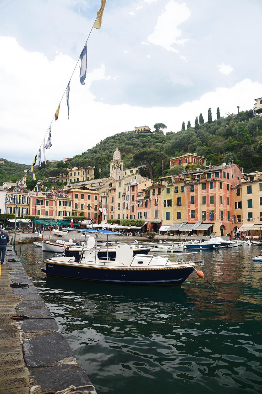 Portofino quayside