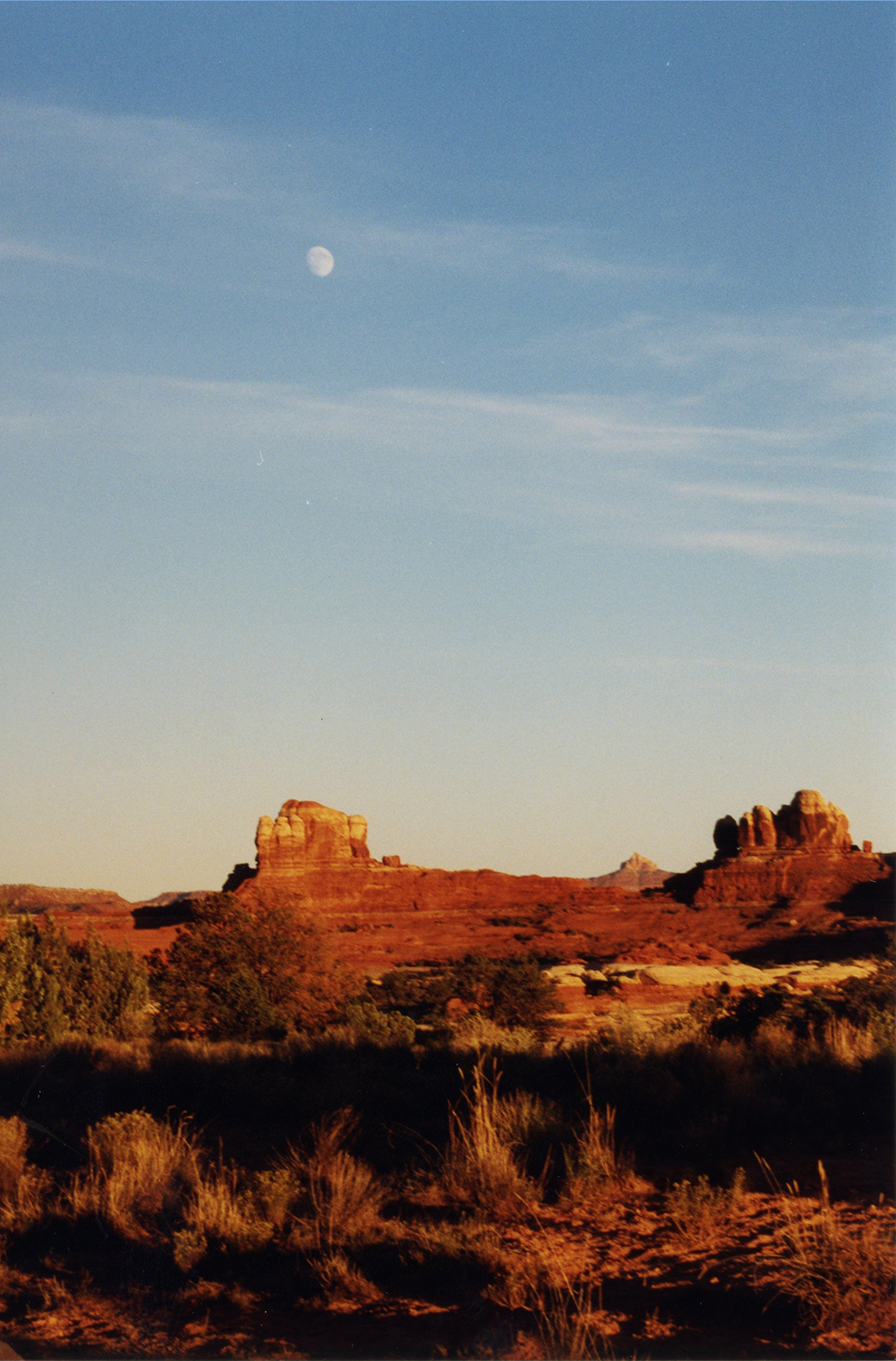 Needles District in Canyonlands National Park, 1998