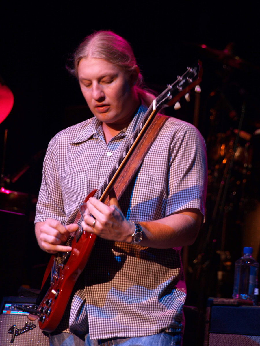 With the Allman Brothers, 2009  John Gullo -  https://www.flickr.com/photos/jgullo/3455019938/