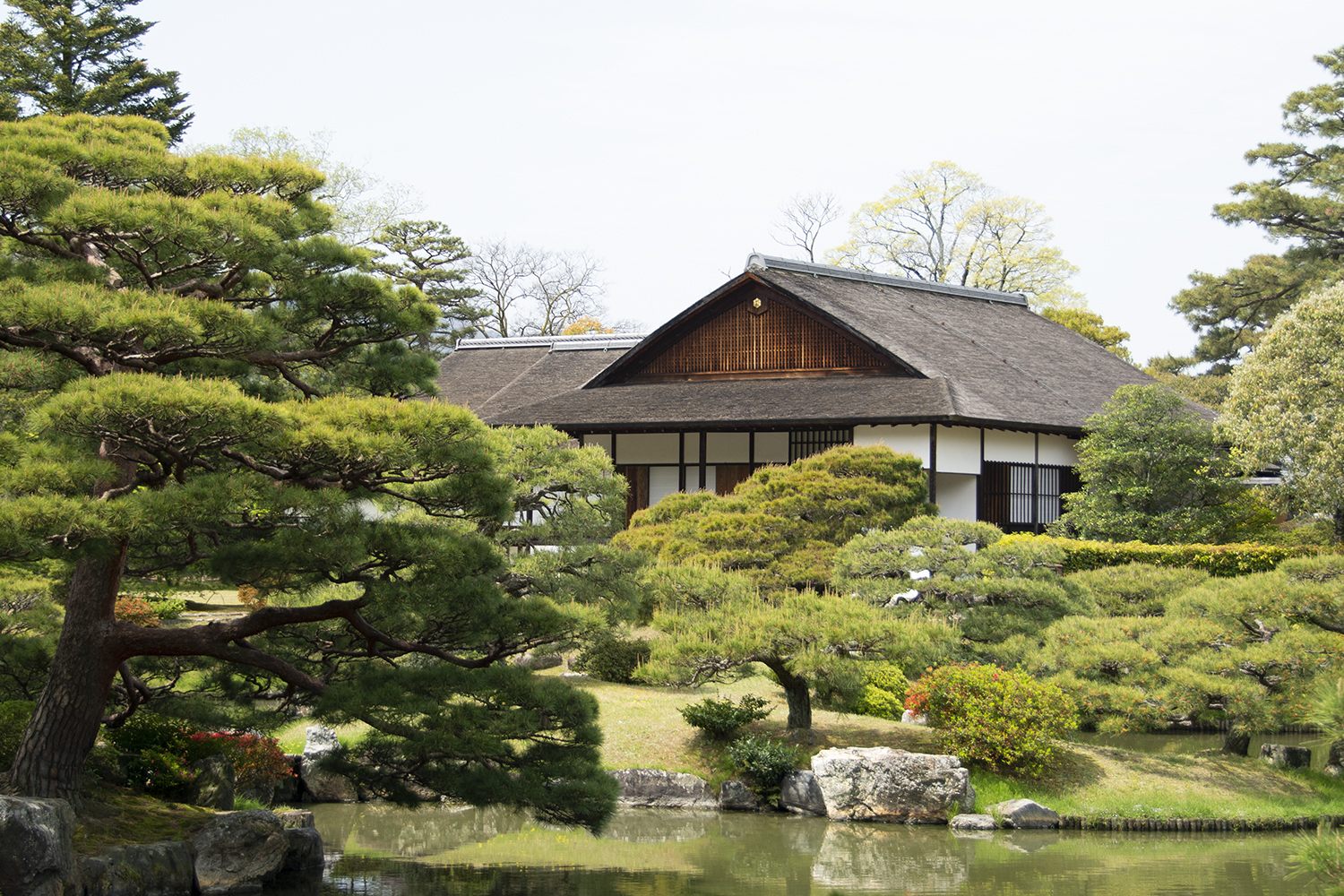 Katsura Villa from across the pond