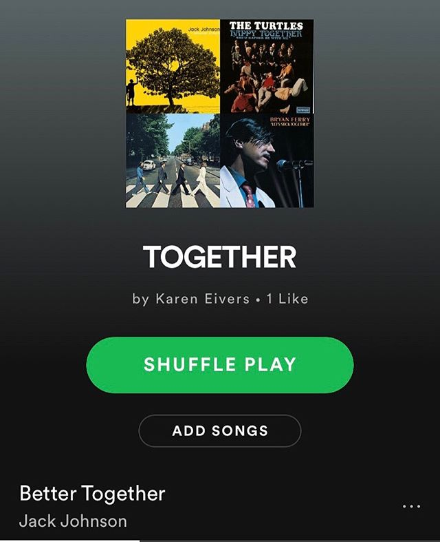 . We've got your Election Day playlist sorted. Head over to Spotify and crank up TOGETHER . . Vote 1 Together for Real People. Real change. We can do this ! Column L on the Senate ballot paper. . . #auspol #auspolitics #hope #election2019 #elections2019 #electioncampaign #senate #australianpolitics #kindness #humanrights #voteforchange #peoplepower #grassroots #underdogs #votesforwomen #climateeconomy #climateelection #australiavotes2019 #australiavotes #changethegovernment #peoplepower #letsdothistogether #spotifyplaylist #spotify