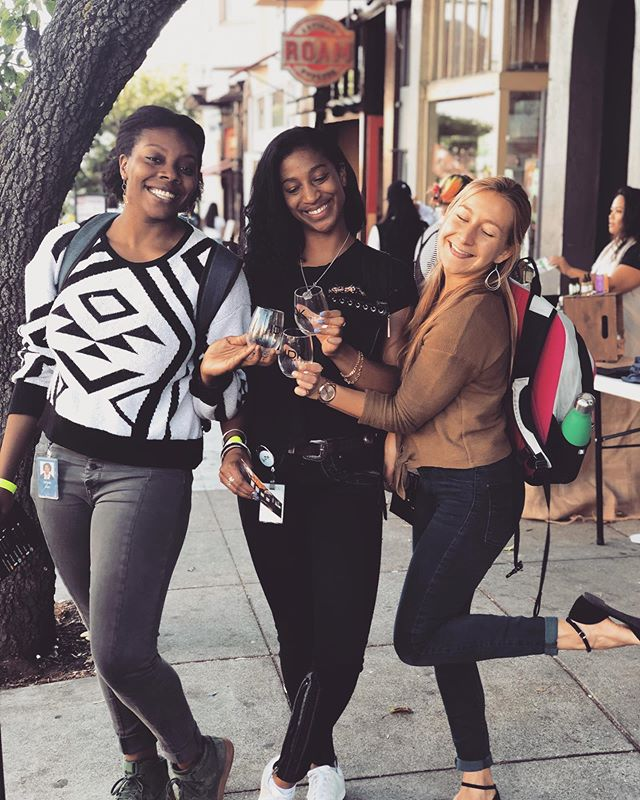 Thank you all for coming to the Fillmore Wine Walk it was a pleasure having you. Can't wait to see you all at our next event! Don't forget to follow our page to stay up to date on what we're doing 😄 #sanfrancisco #winewalk