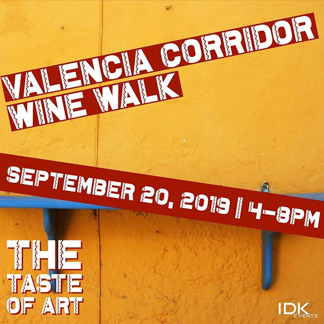 Wine and art, name a better duo😌 tickets are still on sale,link in bio 🙃. #winestagram #sanfrancisco #valenciacorridor #sanfranciscoevents #winelover
