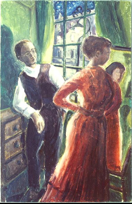 James Joyce, Dubliners: The Dead ©irenejuliawise