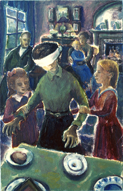 James Joyce, Dubliners: Clay ©irenejuliawise