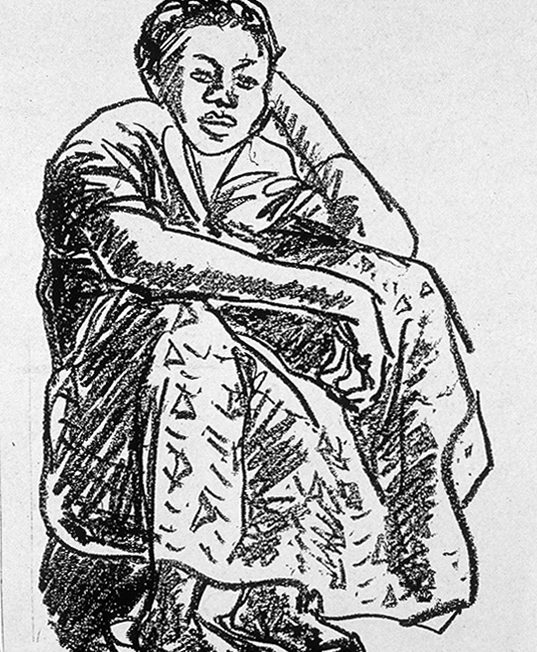 Global Develpment, Resting Woman ©irenejuliawise