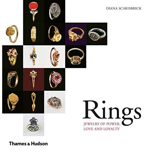 Rings by Diana Scarisbrick