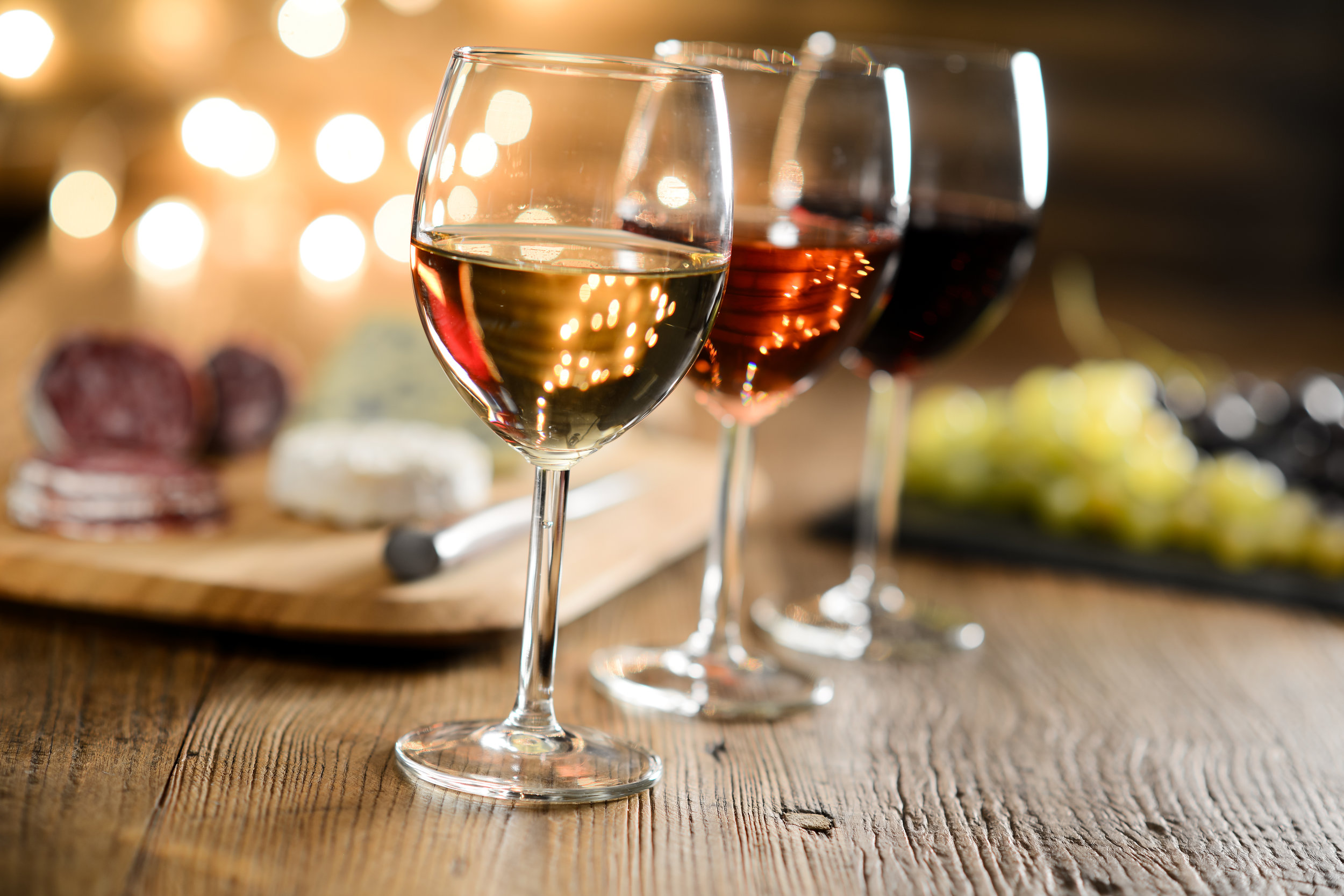 wines and liqueurs