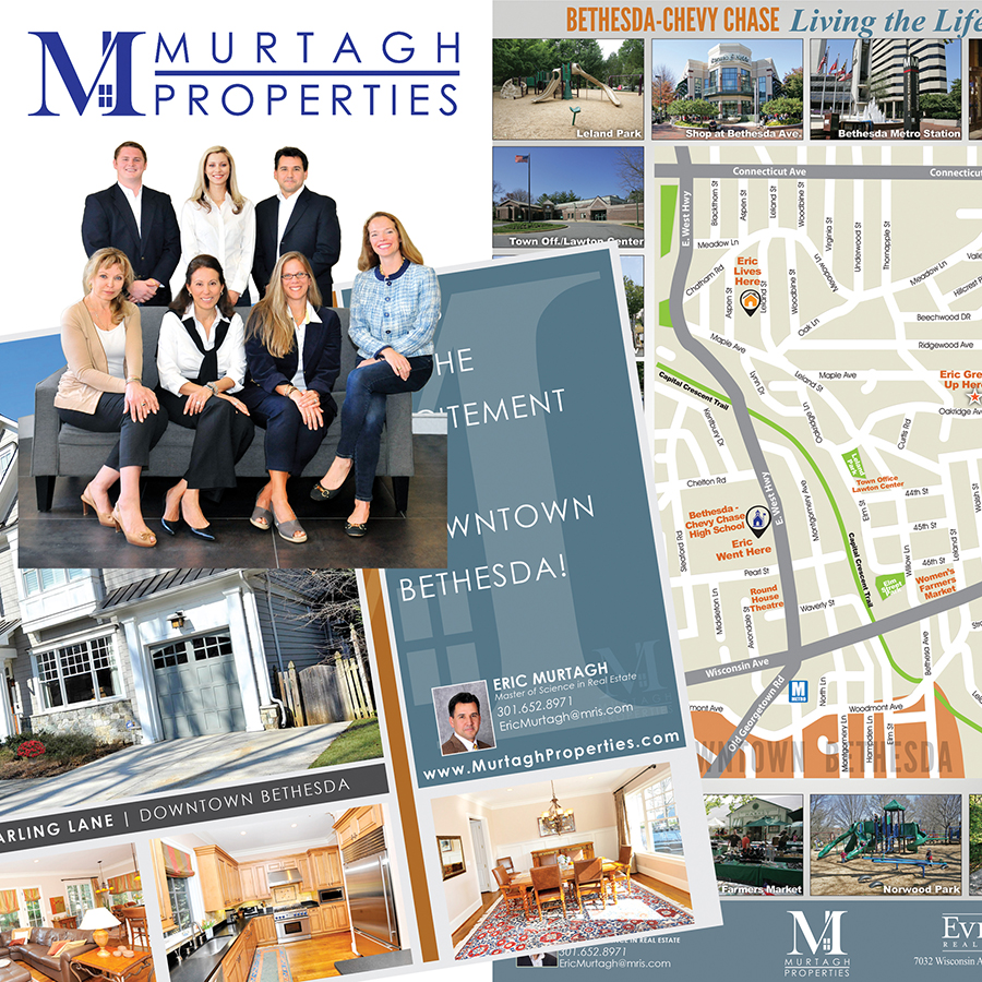 Murtagh Properties - Top Real Estate Team ~ Design Study