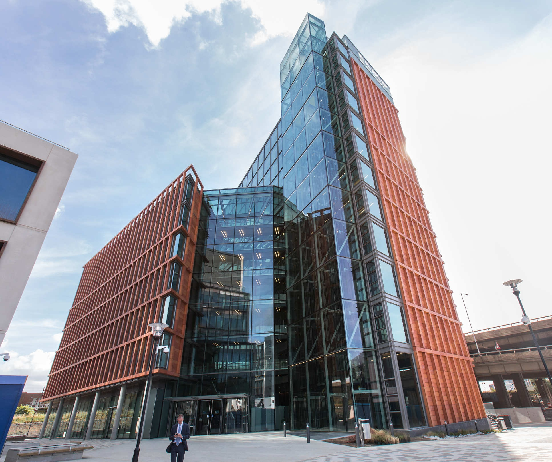 Our HQ at the Imperial College London White City Campus