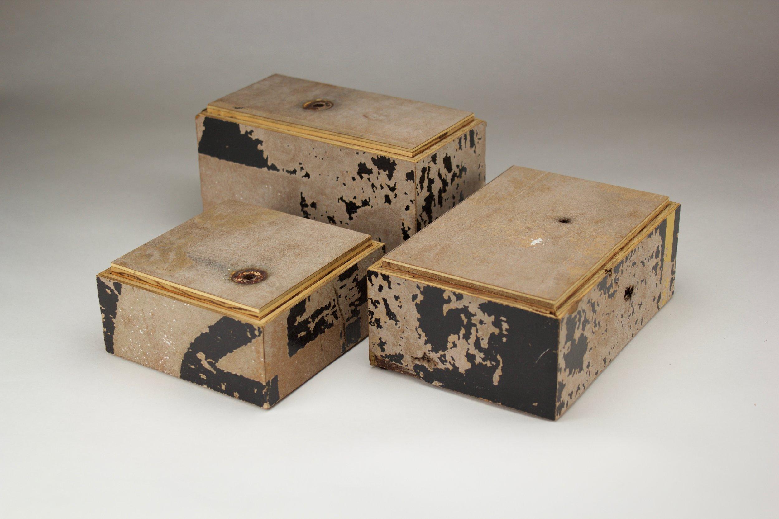 Century 21 Boxes , 2015