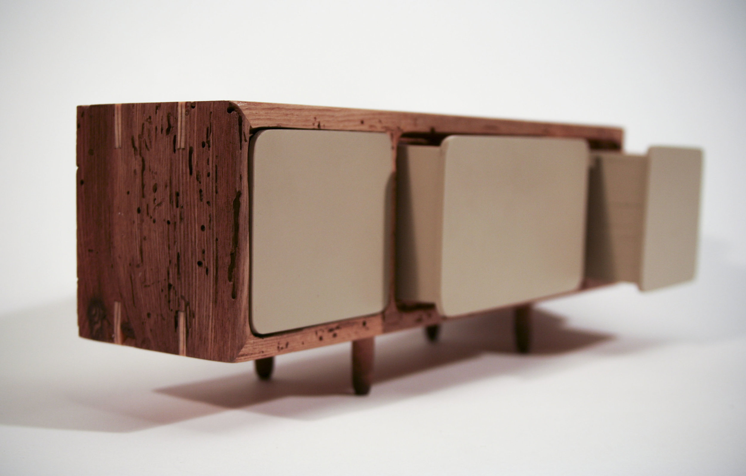 Table-top Credenza, 2107