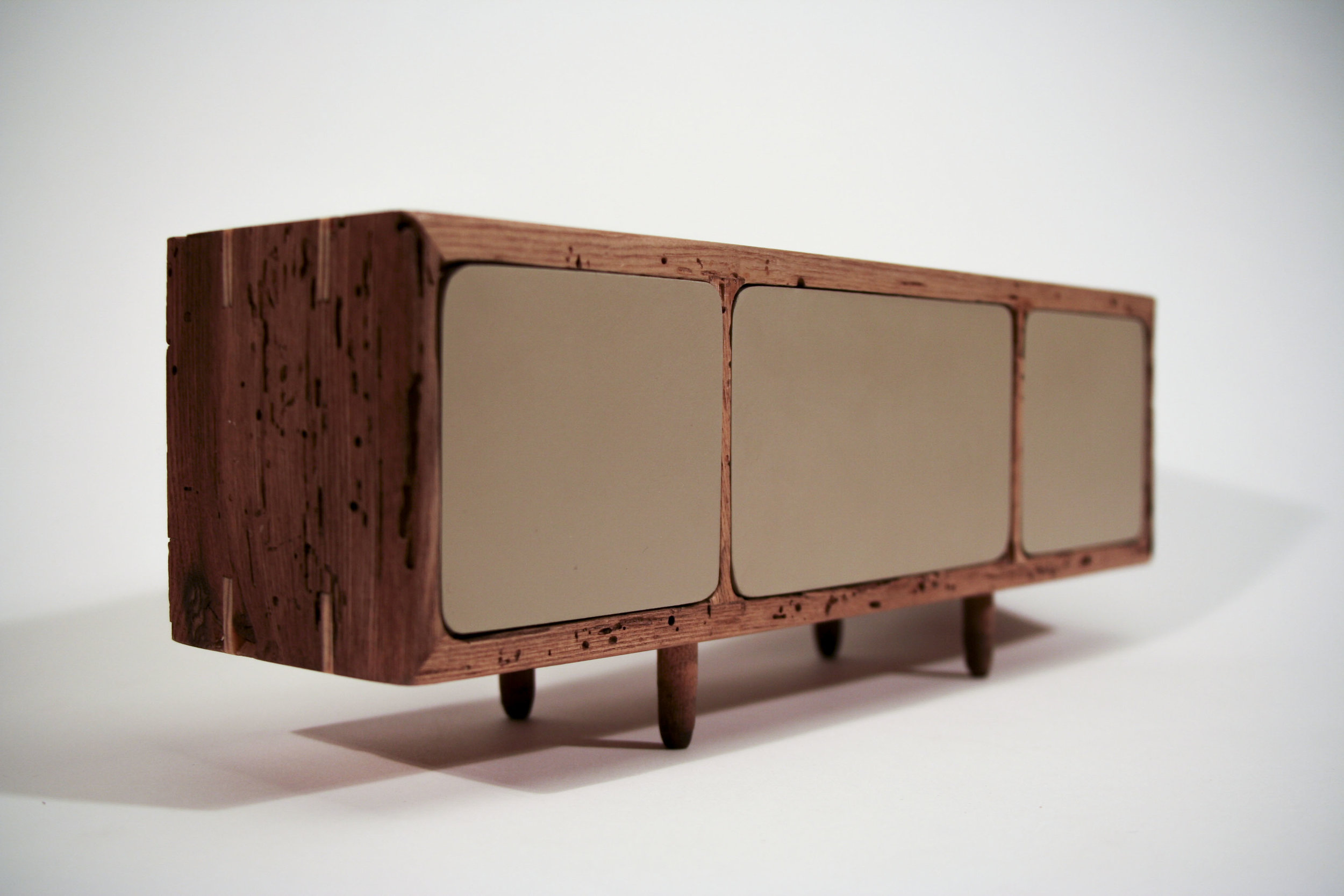 Table-top Credenza, 2017