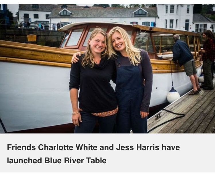 Cornwall Live - Here we are in Cornwall Live back in June last year when we first launched Tethra after her extensive rebuild.Check out the article on Cornwall Live