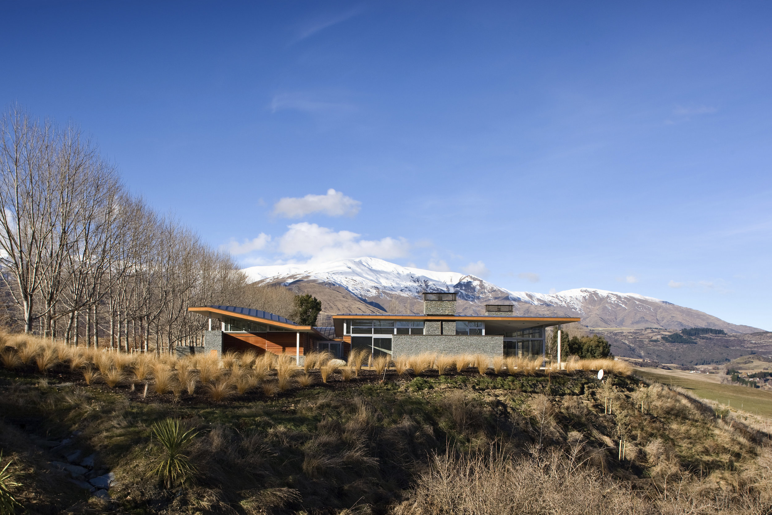 Arrowtown House |  Noel Lane Architects - Tom Rowe, Senior Architect
