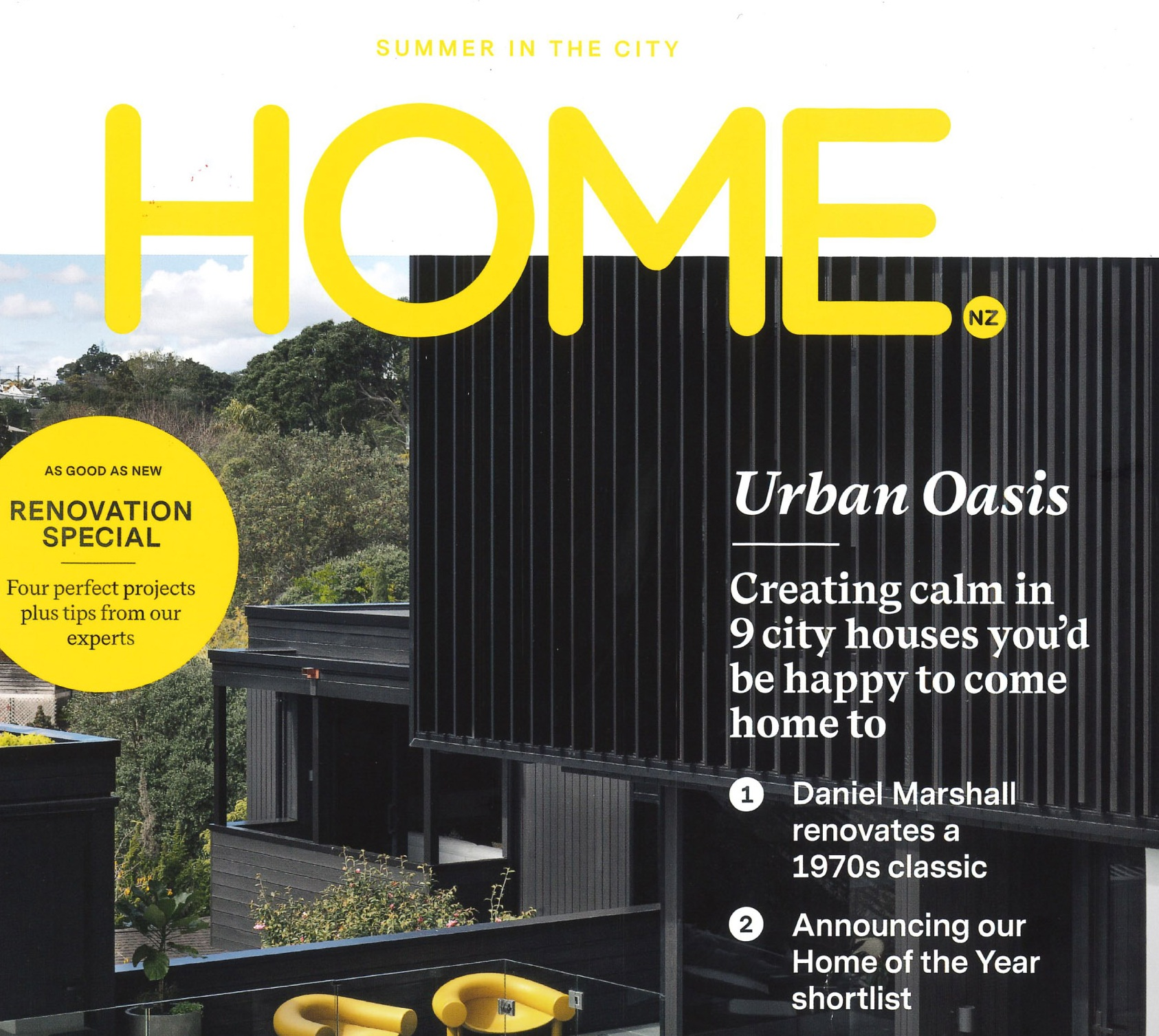 February 2019   Home of the Year award shortlist