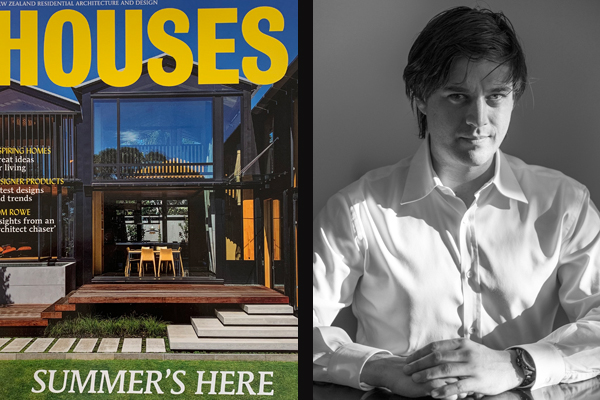December 2015   Tom Rowe HOUSES Magazine Feature