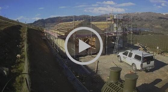 September 2019  Under Construction I Domaine Thomson