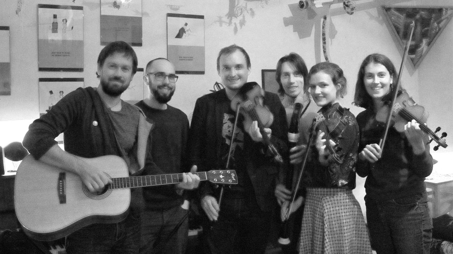 Začni improvizovat - 11. 12. 2018 v 18:00, Klub PalikárkaHudební impro workshop ve spolupráci s NotyNe