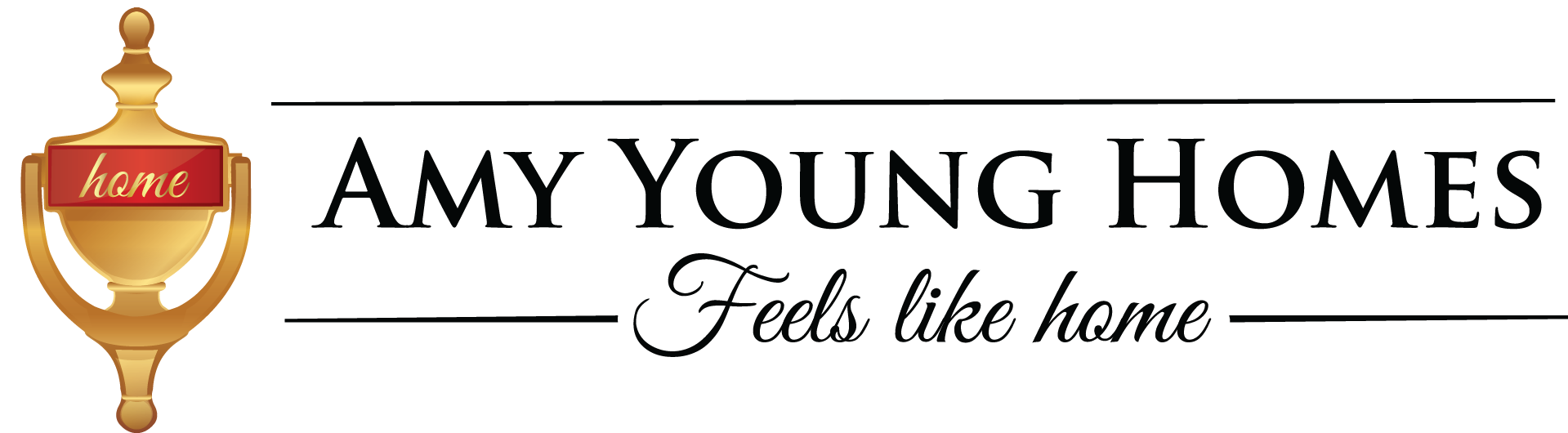 Amy Young Homes - Black Font Logo on the left side Transparent.png
